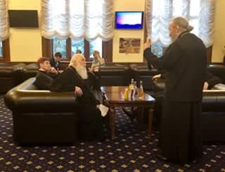В УПЦ считают, что без ее участия обмена военнопленными «никогда бы не было»