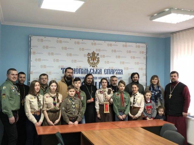 УПЦ КП створила наукове товариство на Волині, а в Тернополі домовилася про співпрацю зі скаутами