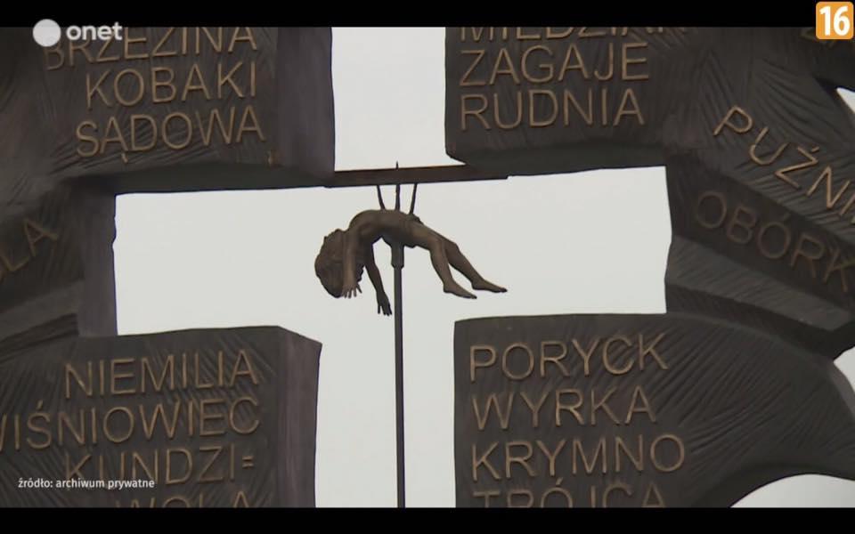 Натхненником встановлення пам'ятника з польською дитиною на вилах є керівник «Радіо Марія», - ЗМІ