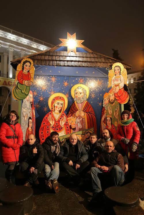 «Найлюдяніших святих» написав іконописець зі Львова