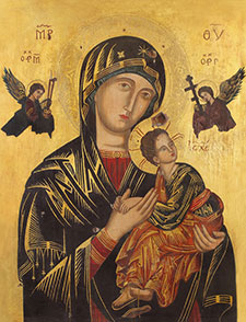 В УГКЦ встановили нове свято - Матері Божої Неустанної Помочі