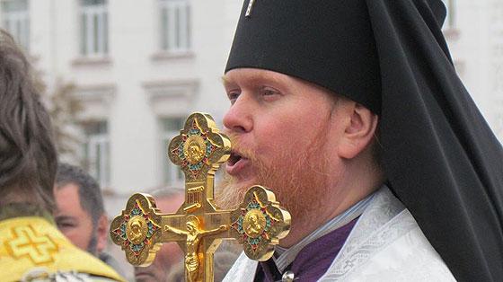 У Кремлі є певні сили, які заціавленні у примиренні РПЦ з Київським Патріархатом, - архиєпископ Євстратій (Зоря)