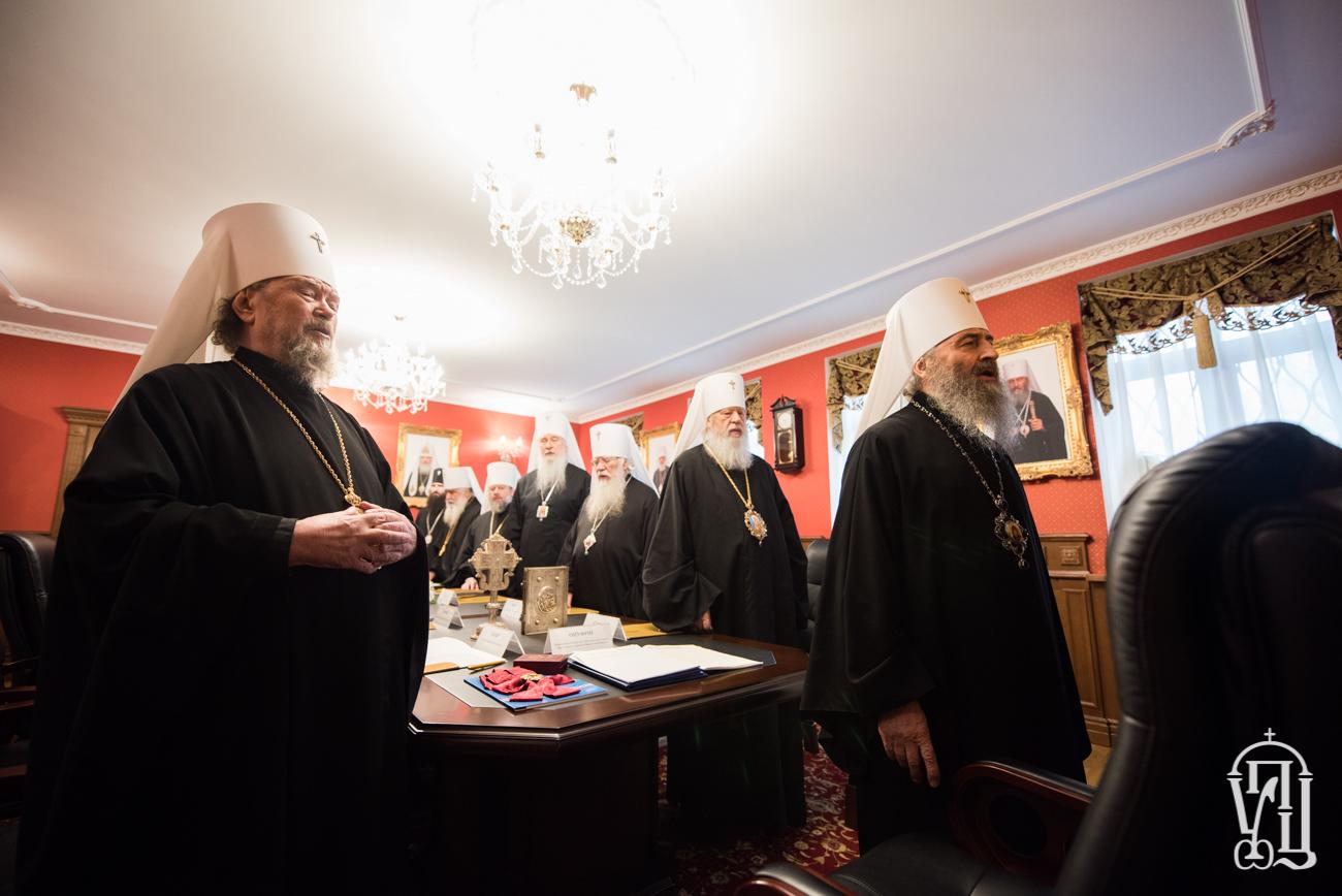 УПЦ (МП) готова до переговорів з УПЦ КП, - рішення Синоду
