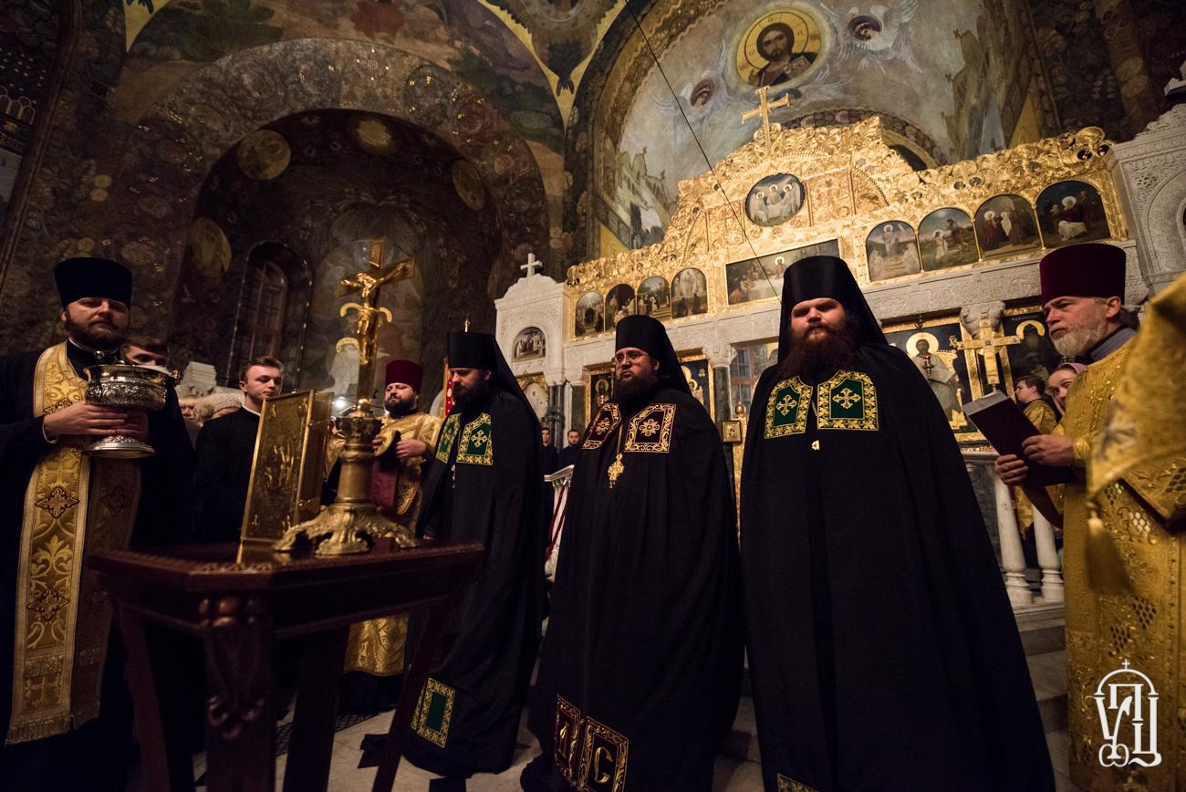 Відбулось наречення архимандрита Сильвестра (Стойчева) в єпископа Білогородського УПЦ (МП)