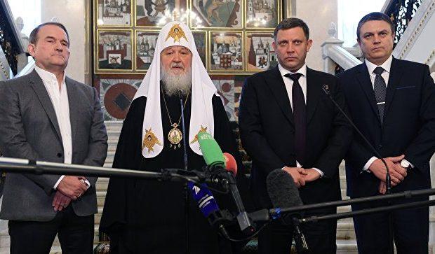 Патріарх Кирил – це де-факто віце-президент РФ з питань інформполітики, - генерал-майор СБУ про обмін полонених