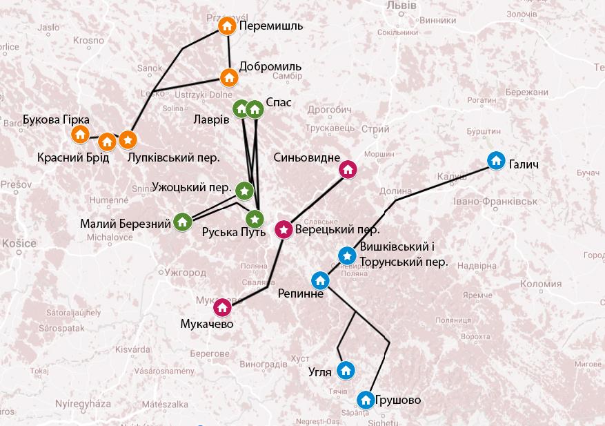 Карпати в історії України: нездоланна межа чи широка дорога?