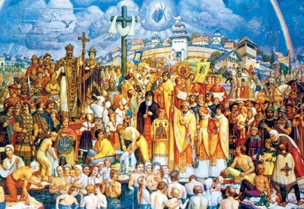 Патріарх Філарет виступив на захист місця, де хрестилися кияни