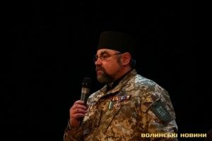 Військовий капелан УПЦ КП став «Героєм року»