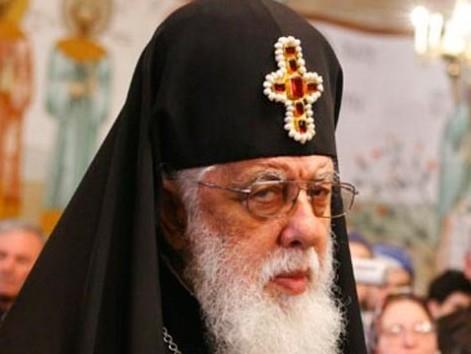 Патріарх Ілля Другий закликав грузинських емігрантів повернутися на батьківщину