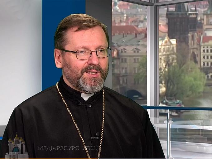 Патріарх УГКЦ підсумував, яким був 2017 рік для держави і Церкви