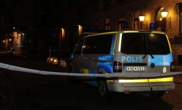 У Швеції синагогу закидали