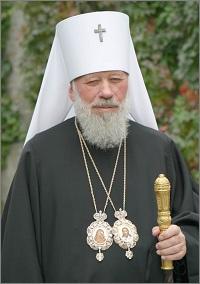 Митрополит Владимир Сабодан